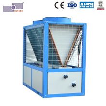 Industrial Refrigerant Water Cooled Scroll Water Chillers Refrigeration Equipment