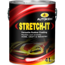 Rubber Coating Spray for Car, Strippable Rubber Coating