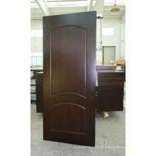 Porta de madeira da natureza de alta qualidade