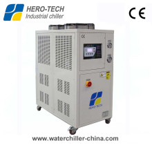 9kw Air Cooled Industrial Water Chiller for Laser Cutting Machinery