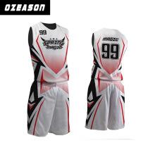 Ozeason 100% Polyester Latest Basketball Jersey
