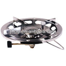 Portable indoor stainless steel gas burner gas cooker