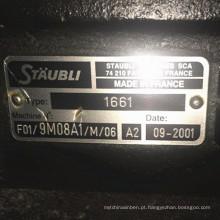 Segunda mão Toyota610 máquina de tear de jato de ar para venda quente