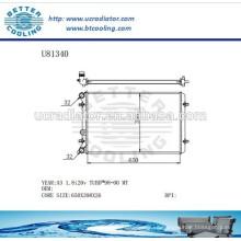 Radiador de aluminio para VOLKSWAGEN A3 Fabricante y venta directa