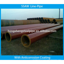 spiral welded carbon steel pipe/ tube