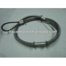 Câbles de sécurité pour service de tuyau à tuyau