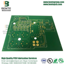 4 couches multicouche PCB 3oz FR4 Tg135