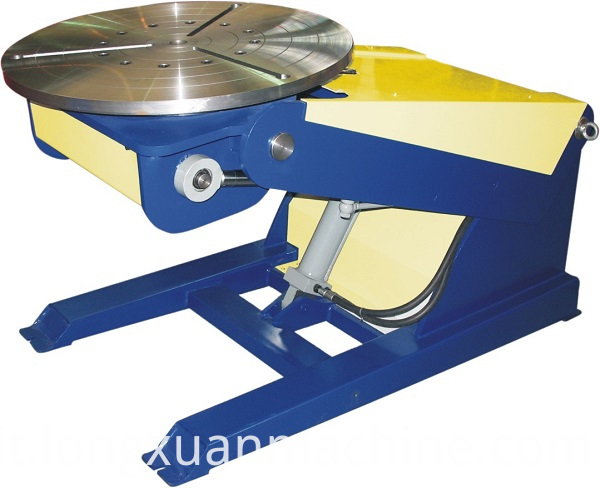 Positioner Hydraulic Lift