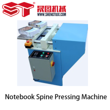 Notebook Spine Pressing Machine