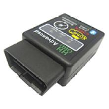 OEM/ODM schwarz Super-Mini-Hardware v1. 5 Elm327 Bluetooth Auto Scanner für Android mit freier Software