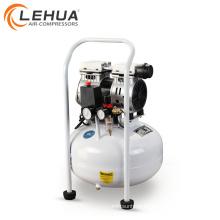 Os mini compressor de ar dental do óleo parte o motor 220v elétrico