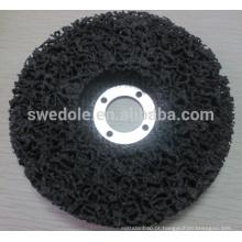 discos de tira limpos com suporte de fibra de vidro