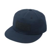 Blank Flat Brim Snapback Caps Kids Size