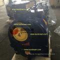 Dieselmotor und elektrische Selbstansaugende Abwasser-Zentrifugalwasserpumpe