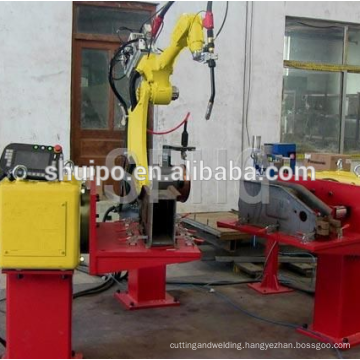 suspension production line/Automatic robot Suspension welding machinery