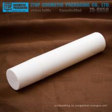 ZB-QH50 50ml fábrica salidas atractivo 50ml pp bpa libre pantalla impresión empaquetado cosmético