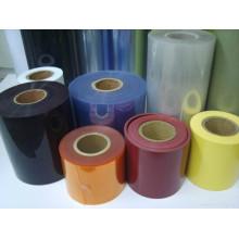Precio de fábrica China hizo el color de encargo PE / película plástica de OPP