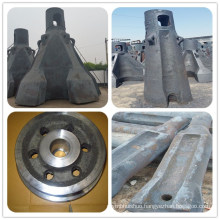baoding casting factory large sand casting products