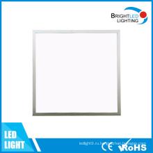 600*600 ул DLC dimmable светодиодные панели потолка свет