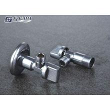 Vanne à bille et valve de radiateur à plusieurs dimensions réduite