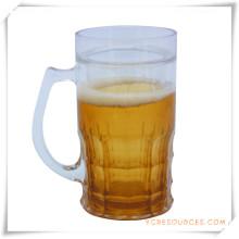 Tasse givrée à double paroi Tasse à bière glacée glacée pour cadeaux promotionnels (HA09077-2)