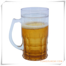 Double Wall Frosty Mug Frozen Ice Beer Mug for Promotional Gifts (HA09077-2)