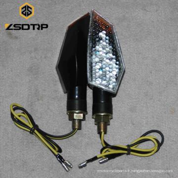 SCL-2013040773 Moto en gros 12 volts led voyants