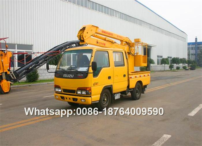 Aerial Work Platform 10m Truck