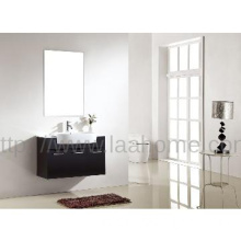 Exquisite style & Matt black/ Glossy white Bathroom Vanities
