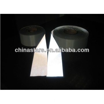 hot selling black reflective tape for clothing
