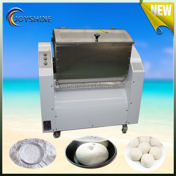 CE Certification Vacuum Industrial Pizza Dough Mixer