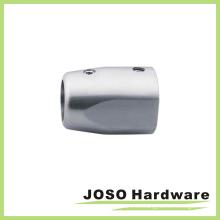 Hardware de mecanizado Conector para tubería para puerta corredera (EA005)