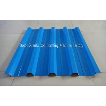 Mesin Roll Forming Trapesium Panel Roll