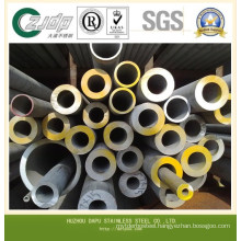Manufacturer AISI 304 Seamless Stainless Steel Iron Pipe