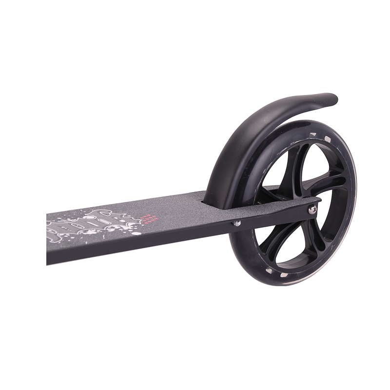 Best Adult Folding Large Wheel Kick Scooters