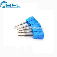 BFL-Vollhartmetall-Schaftfräser-langer Hals-Kugelkopf-Schaftfräser für zahnmedizinisches