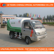 4X2 Mini Garbage Truck Rubbish Truck Small Rubbish Truck