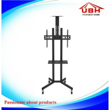 Office Mobile TV Stand with Castor Wheel