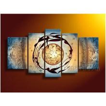 Accueil Peinture à l'huile abstraite moderne abstraite sur toile