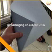 150mic gris | blanc Film AB pour projection