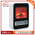 2017 APG Electric Fake Fireplace with led light