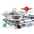 Stainless Steel Hot Pot for Chaffy Dish