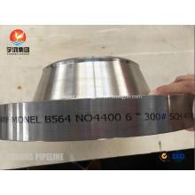 ASTM B564 UNS N04400 WNRF Aleación Monel 400 Bridas