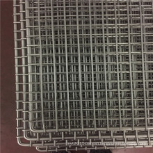 Customized stainless steel metal food mesh tray
