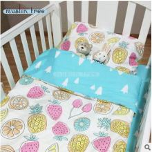 Lovely Baby Crib Bedding Set para 0-4 años