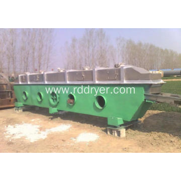 Fertilizer fluidized bed dryer