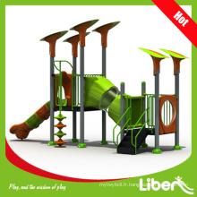 Conception attrayante des enfants Ensemble de jeu de plein air pour le parc d'attractions