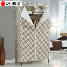 Modern Home Furniture DIY Steel or Iron Wardrobe Design
