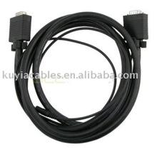 6 Feet HD15 M / M HD SVGA / VGA Kabel mit 3,5 mm Audio Kabel Projektor Monitor Kabel