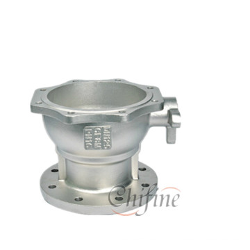 Custom Lost Wax Casting for Machining Parts in Stainless Steel